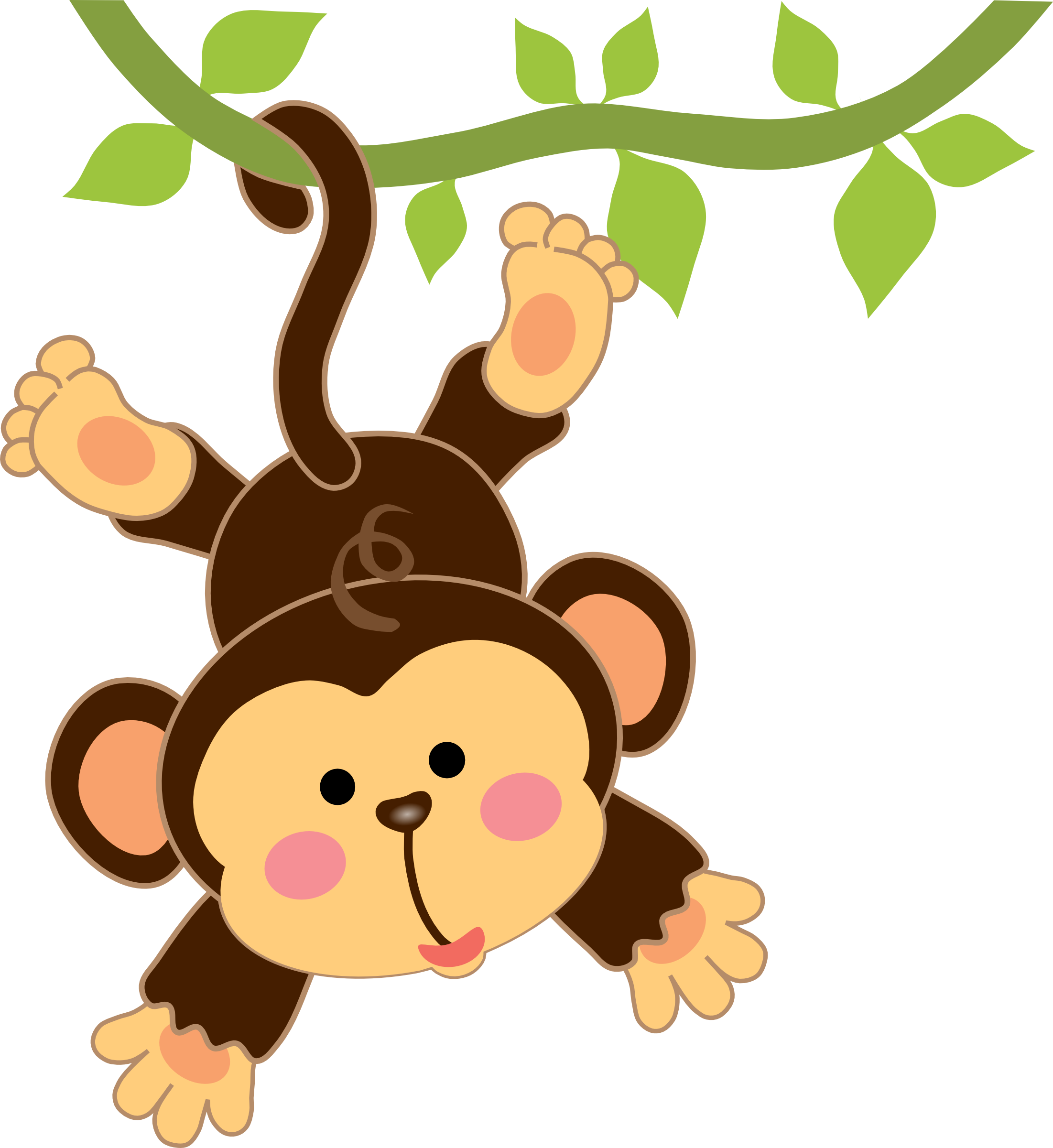 photo by daniellemoraesfalcao minus dibujos ni os pinterest rh pinterest ca free clipart jungle animals free clipart jungle background