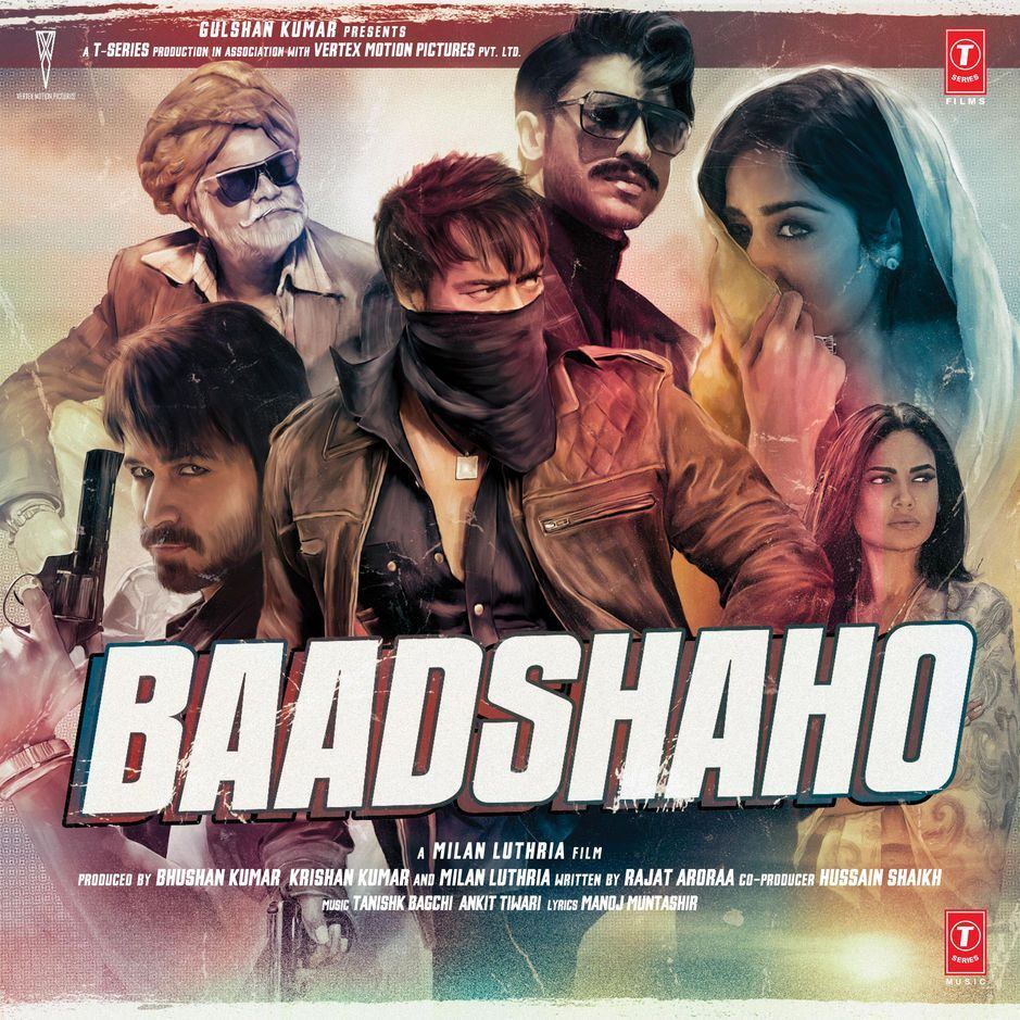 Baadshaho [2017-OST- iTunes Rip] [M4A-VBR-320KBPS] | bad | Mp3 song