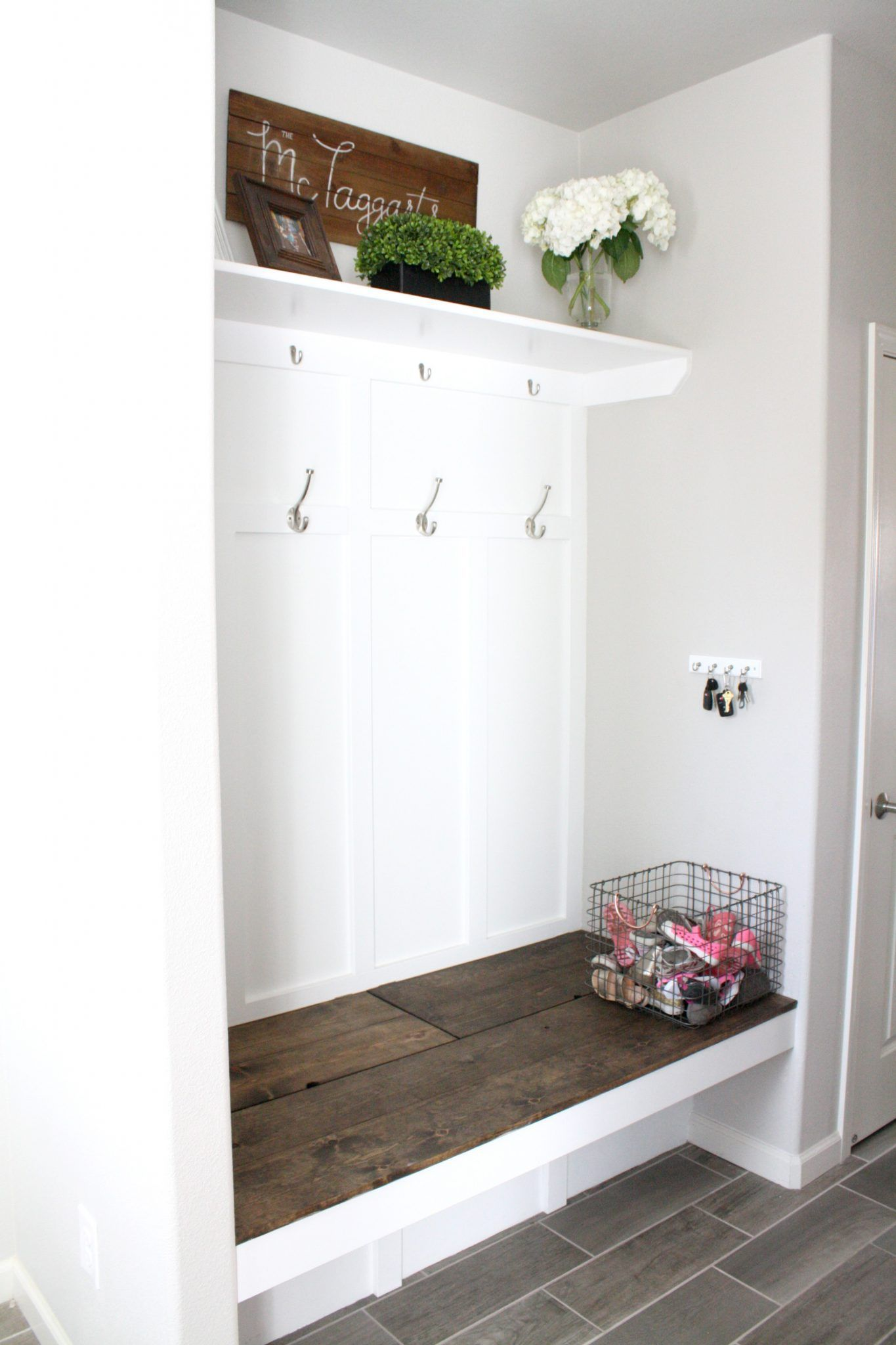 Mudroom Bench Mudroomideas Entry Closet Mudroom Mudroom Design