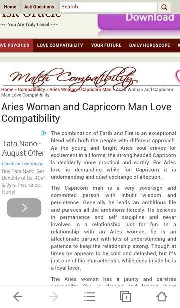Female Capricorn Traits in Appearance