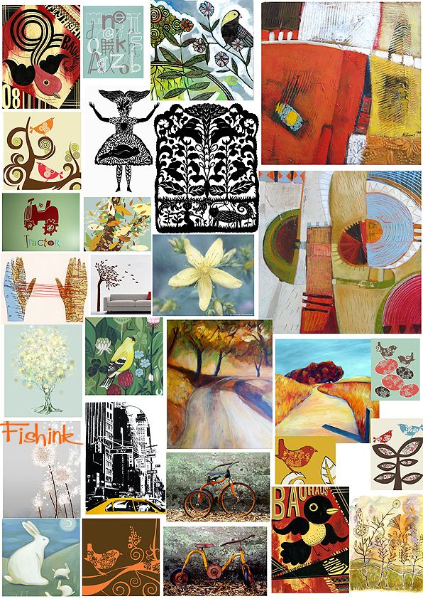 Fishinkblog 8874 Mid Week Mix 43 Check out my blog ramblings and arty chat here www.fishinkblog.w... and my stationery here www.fishink.co.uk , illustration here www.fishink.etsy.com and here carbonmade.com/.... Happy Pinning ! :)