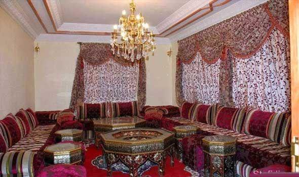 Salon Séjour Marocain 2018 الصالون المغربي العصري #Expert #Decorator ...