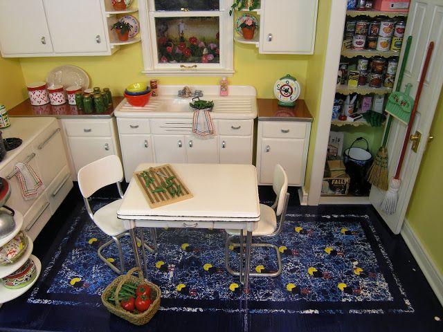 Dollhouse Miniature Furniture - Tutorials 1 inch minis How to - kinder spiel k chen
