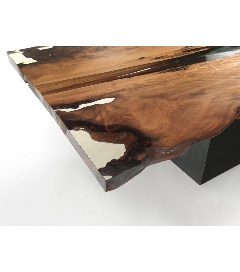 Cube Riva 1920 Tavolo | Riva 1920 | Tavoli in legno, Tavoli, Legno