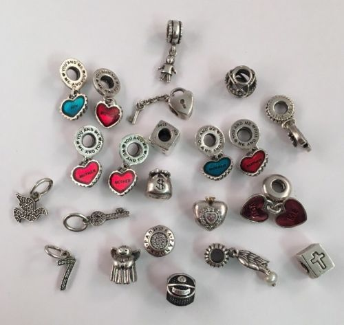 Lot Of 22 Authentic ALE 925 Pandora Charms https://t.co/nDnOCvojfV https://t.co/8r5N0Wicmb
