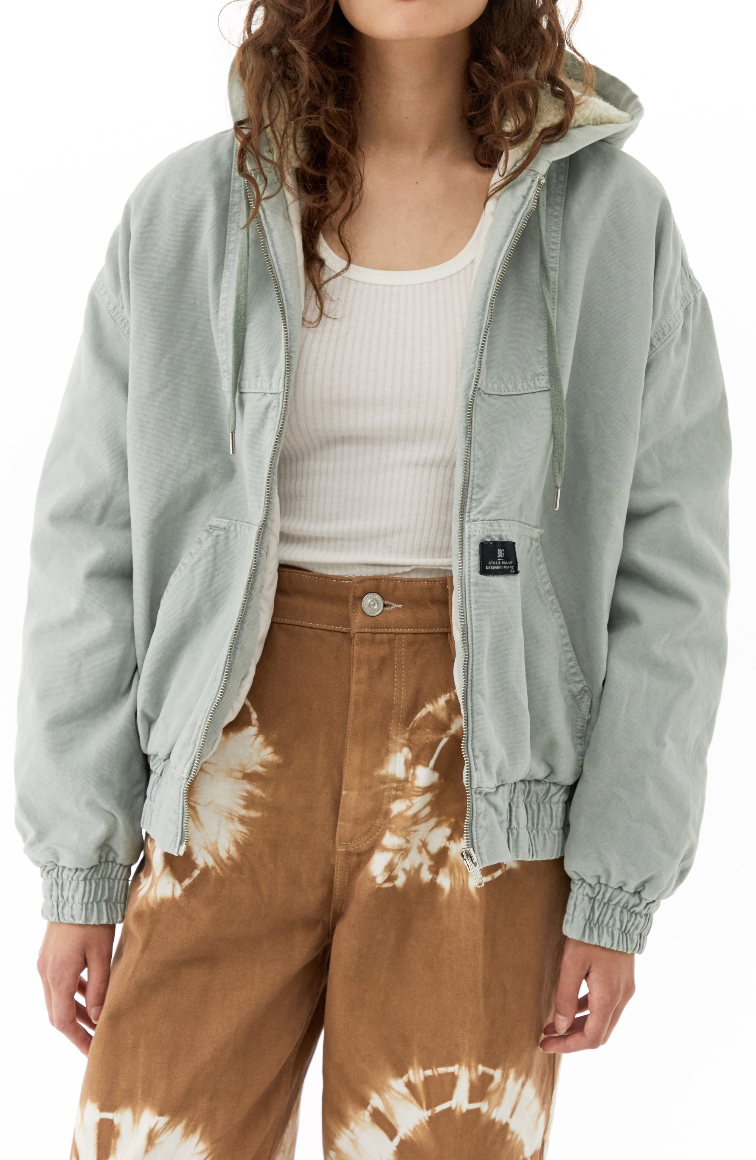 Bdg Urban Outfitters Hooded Canvas Bomber Jacket Nordstrom Urban Outfitters Clothes Bomber Jacket Bomber Jacket Outfit [ 4048 x 2640 Pixel ]