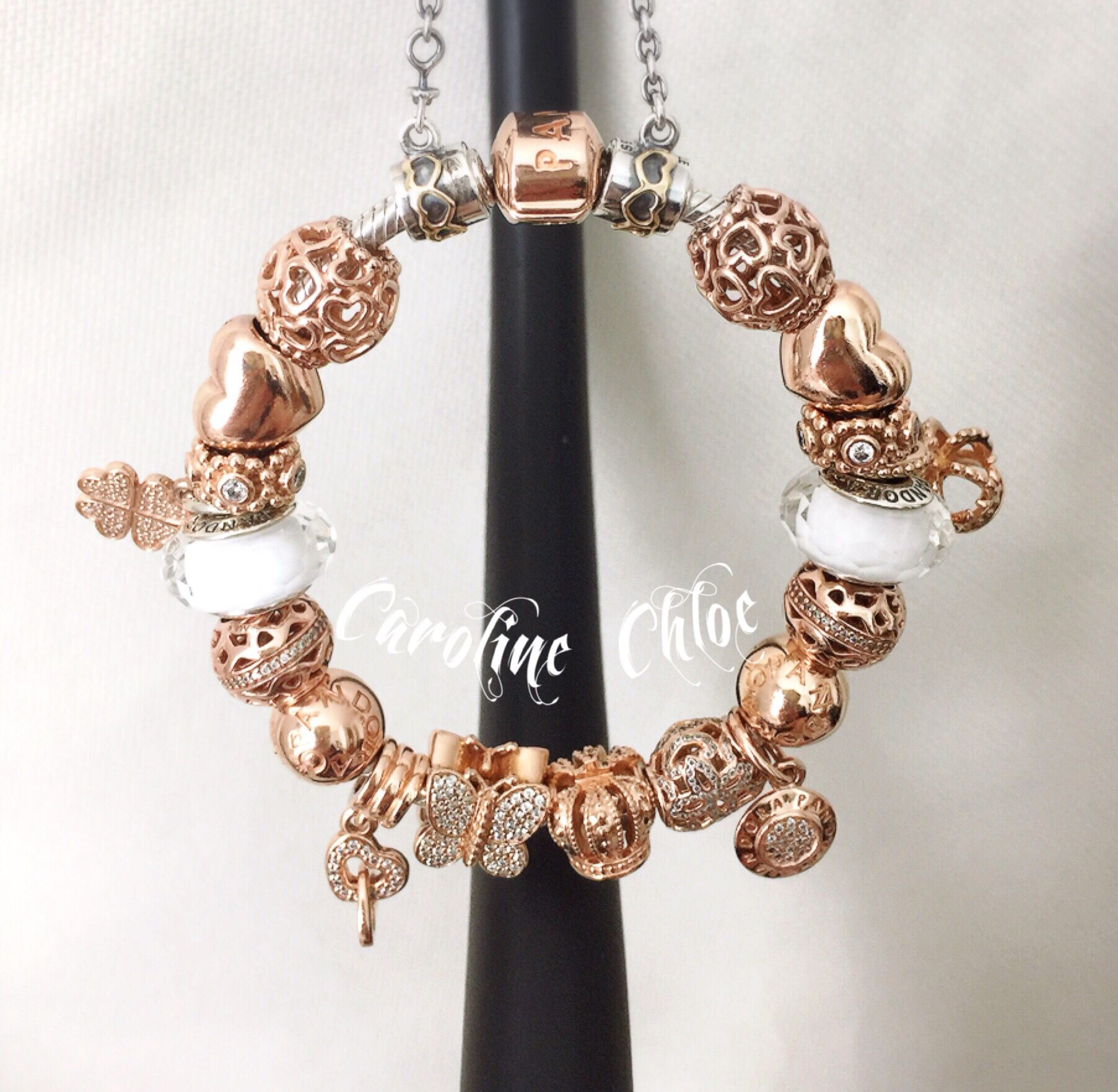 Pandora Rose collection | Pandora Therapy | Pandora ...