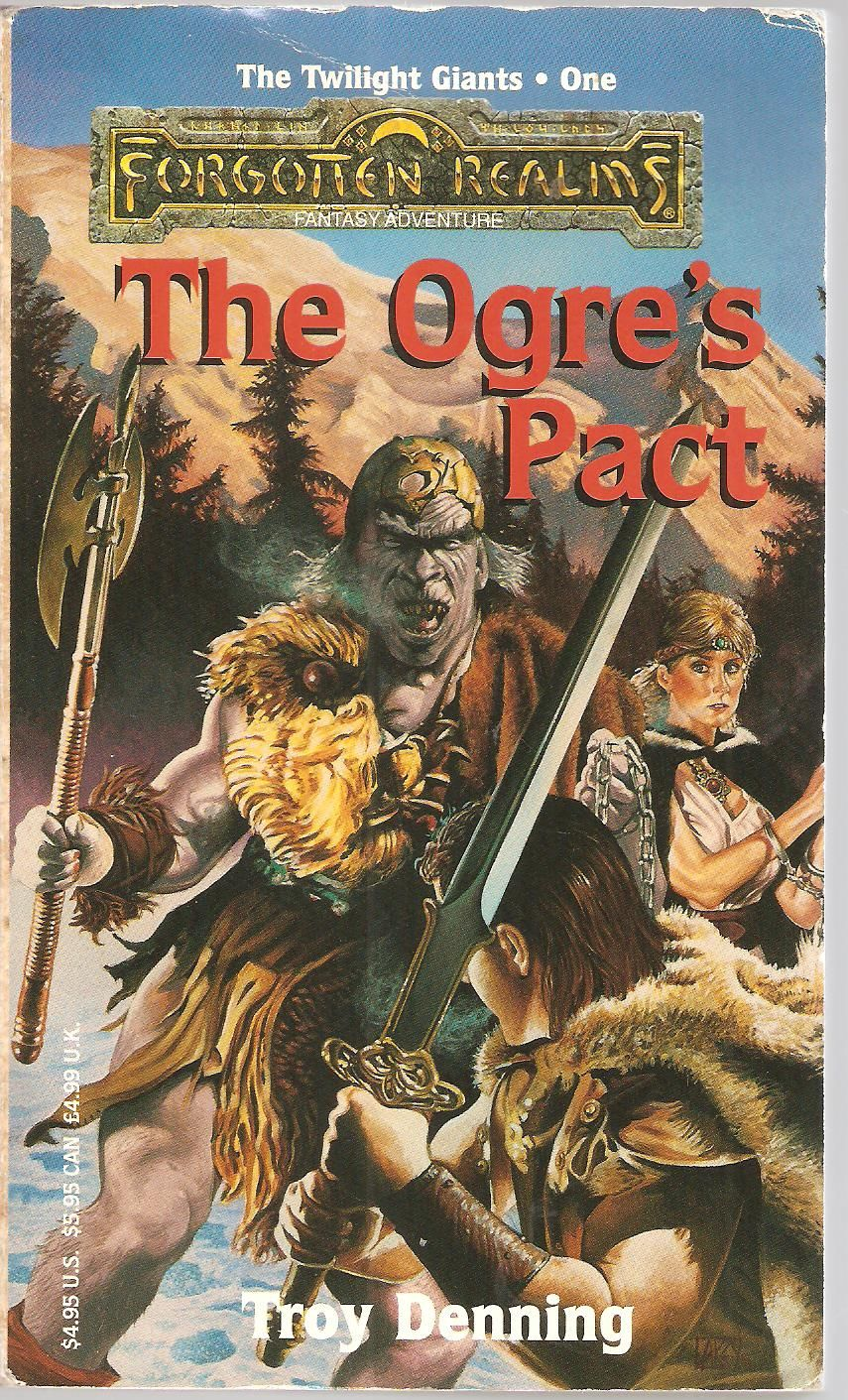 The Ogres Pact: The Twilight Giants, Book I