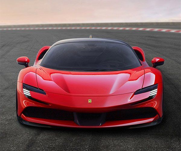 Ferrari Sf90 Stradale Hybrid Technology At Supercar Speed: Pin On Classic Cars