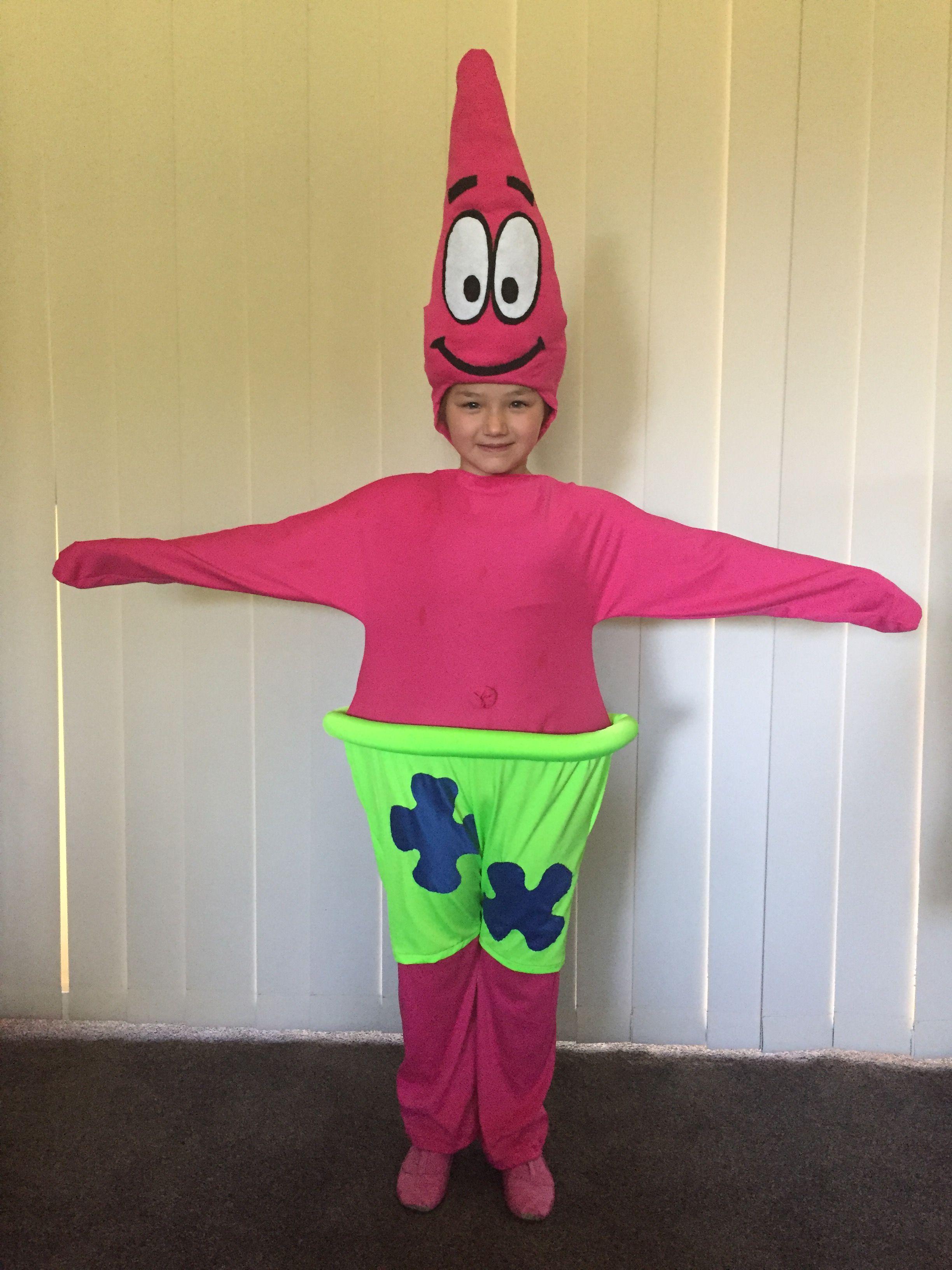 Patrick Spongebob Costume Diy Random