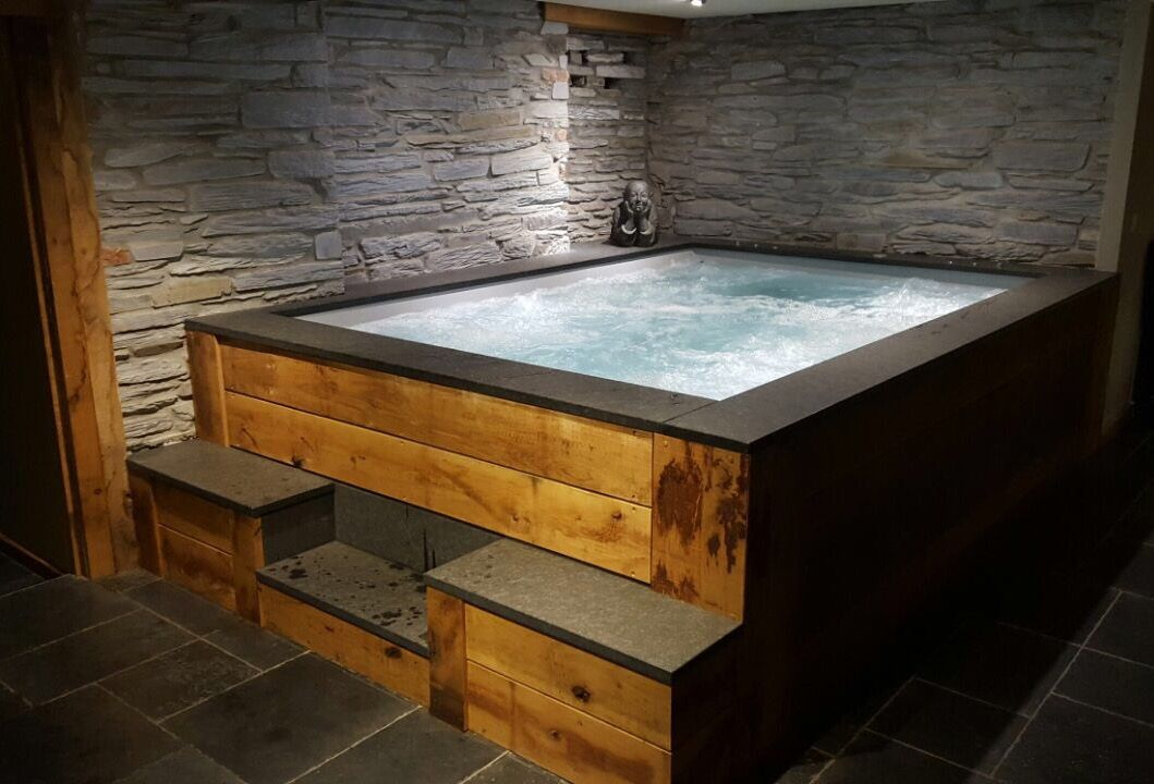 plastic jacuzzi custom made hottubs and jacuzzis in almost any shape and size pinterest. Black Bedroom Furniture Sets. Home Design Ideas