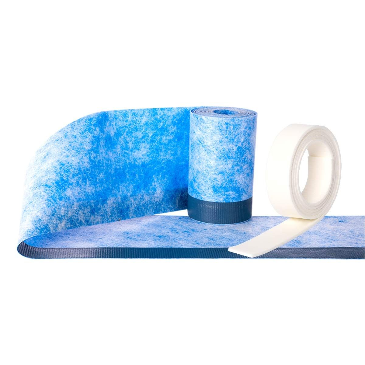 Bauhandel24 Wannendichtband Set Dichtungsband 3m Mit Schallschutzband 3 30m Dichtband Dusche Fugenband Bad In 2020 Dichtband Dusche Wanne Fugenband