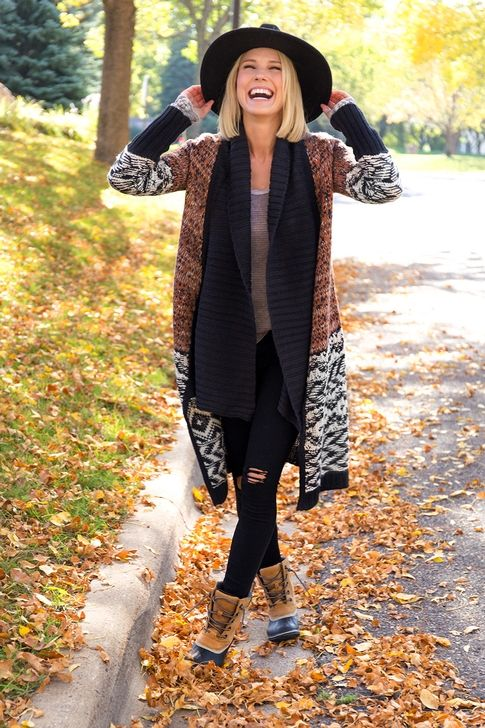 dc1171c85724 Amuse Society Cayne Sweater Sorel Slimpack II Lace Billabong Daydreamin Hat  Farrah Ankle Skinny