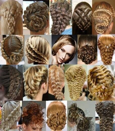 Different Kind Of Hairstyle Braided Hairstyles Hair Styles Braided Hairstyles For Wedding