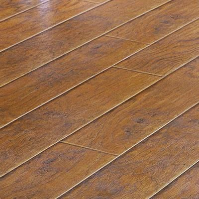 Dupont real touch elite sand hickory 10mm thick x 11 33 64 for Dupont flooring