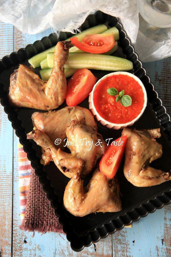 Resep Ayam Pop A La Jtt Resep Ayam Resep Makanan Makanan Dan Minuman