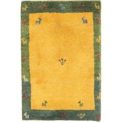 Gabbeh Persisch Teppich 58x87 Orientalischer Teppich