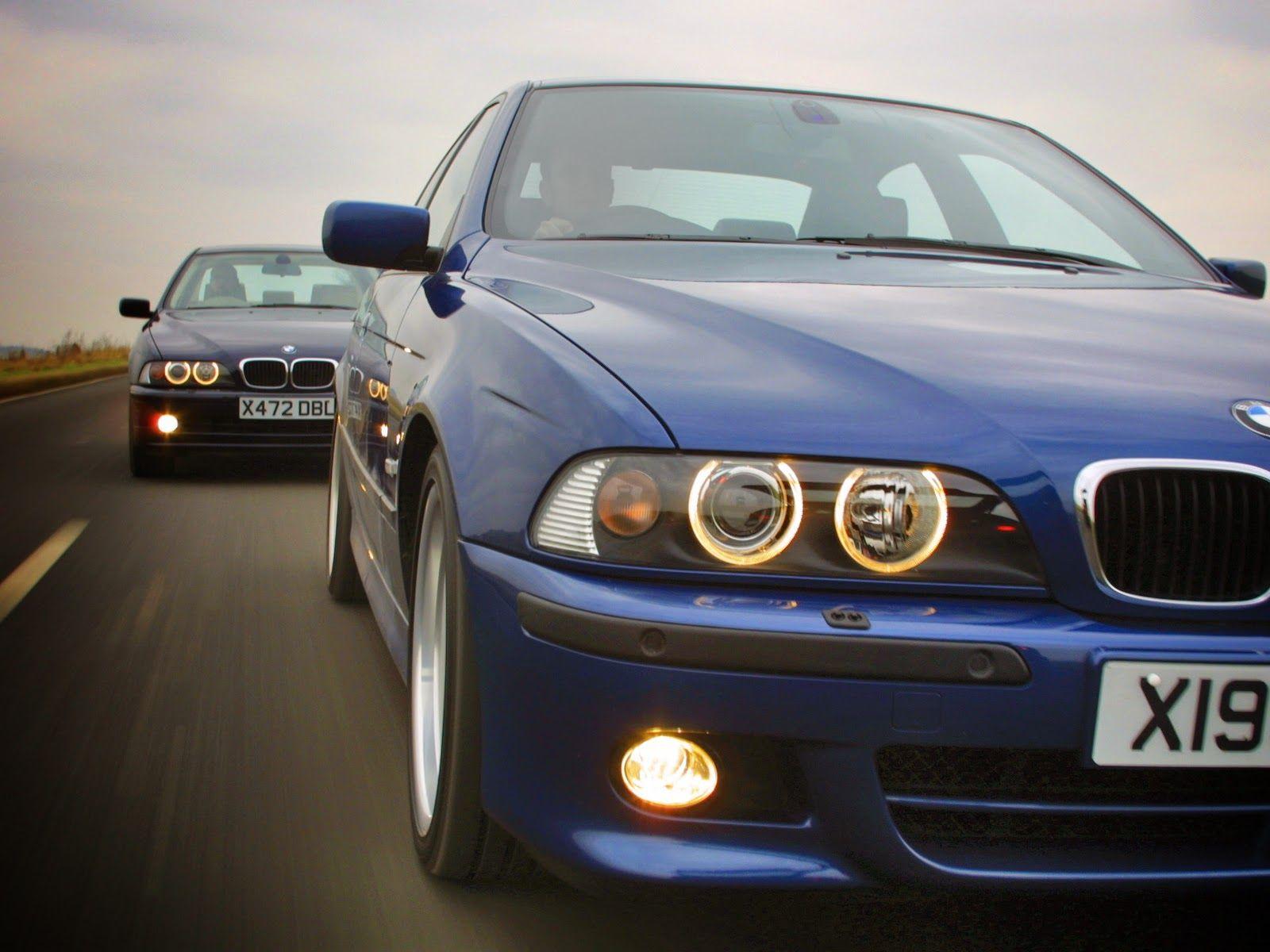 BMW 5 Series head to head Bmw, Bmw e39, Bmw wheels