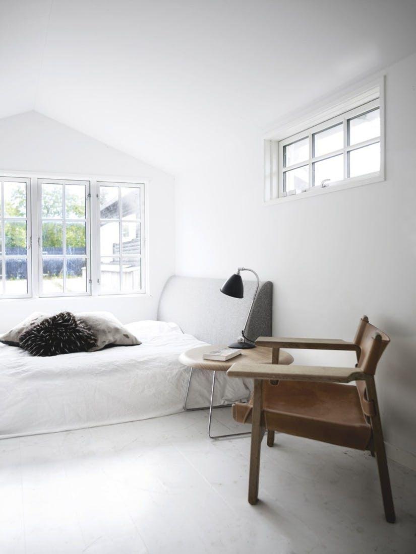 Wohndesign schlafzimmer farben træd indenfor i designerens sommerhus  schlafzimmer  pinterest