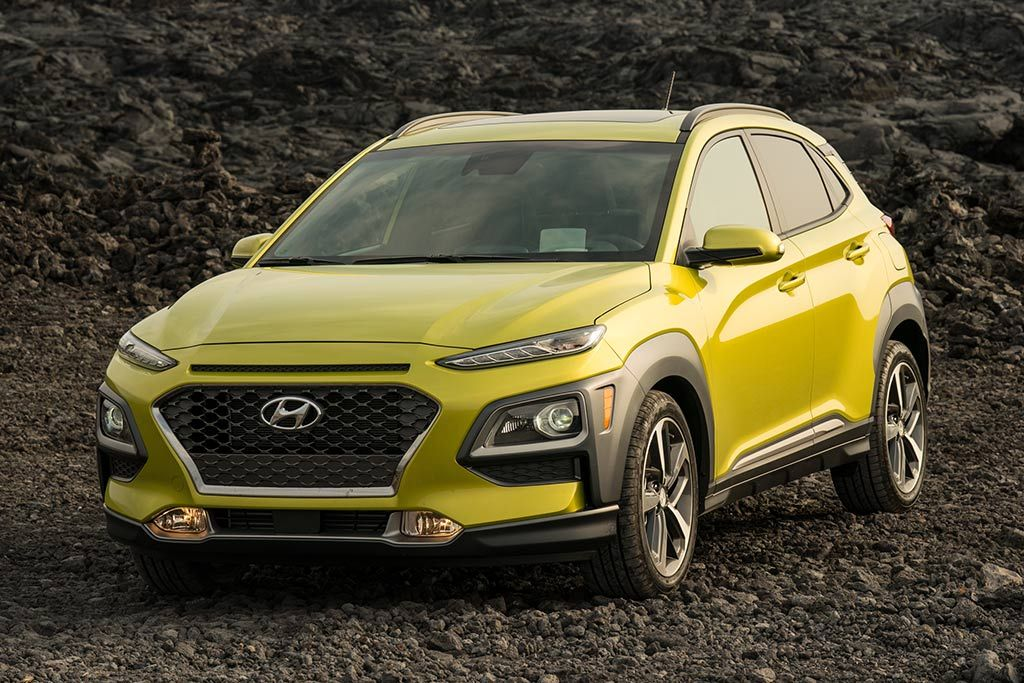 2020 Hyundai Kona Review Hyundai, Small suv, Autotrader