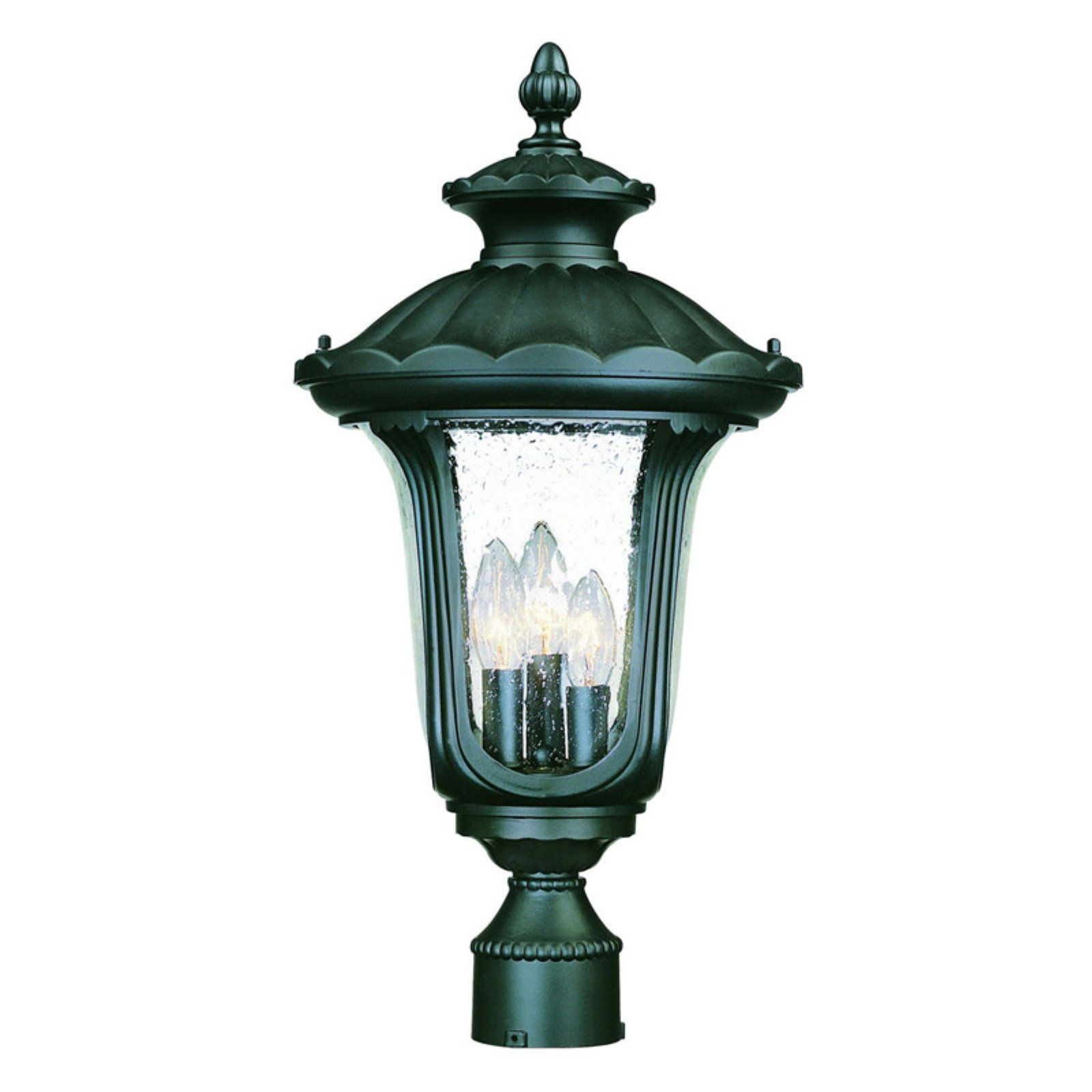 Acclaim Lighting Augusta Outdoor Post Mount Light Fixture