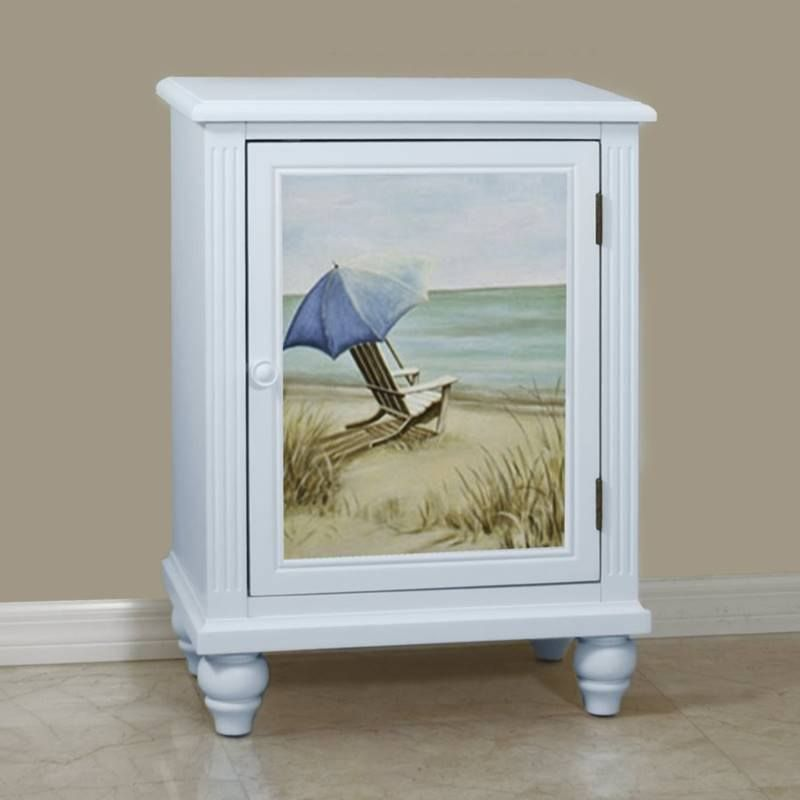 Palm Beach 1 Door, 1 Shelf Cabinet | Products | Pinterest