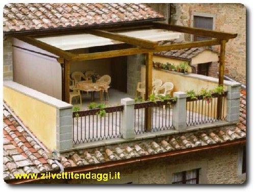 Foto di Vivastreet.it tende esterne per terrazzo, avvolgibili, a ...