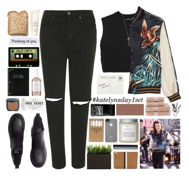 """Lean on me"" by end-of-the-day ❤ liked on Polyvore featuring Neil Barrett, Karen Kane, H&M, Topshop, INDIE HAIR, Mead, Toast, Chantecaille, Jayson Home and GHD"