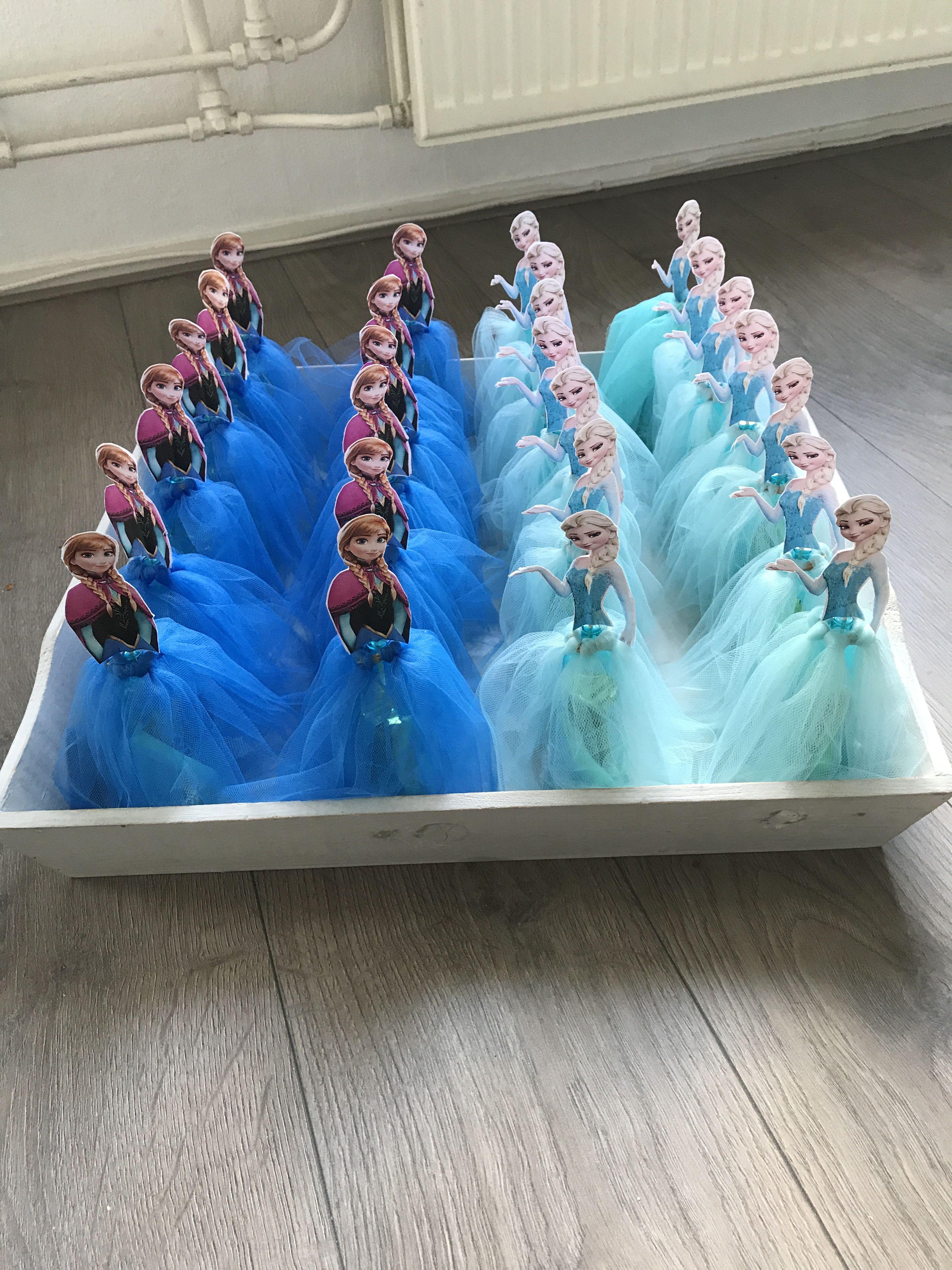 Frozen Traktatie Frozen Feestje In 2019 Frozen Bday Party