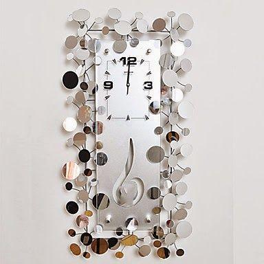 reloj espejo de pared regalos caros