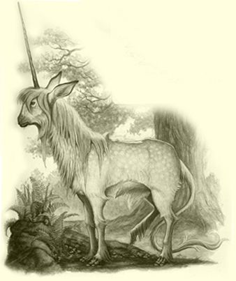A Unicorn from the Spiderwick Chronicles.