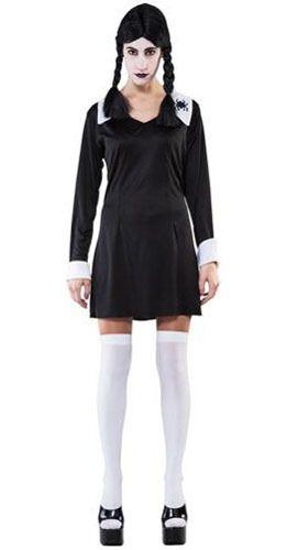 15e06663a Disfraz de Colegiala Siniestra para mujer | Halloween - Fantasmas ...