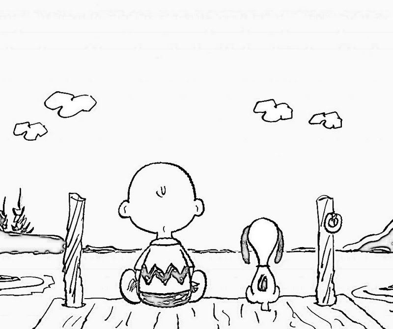 Snoopy coloring pages | Comics: Snnopy, Garfield. Gigio. Pink Panter ...