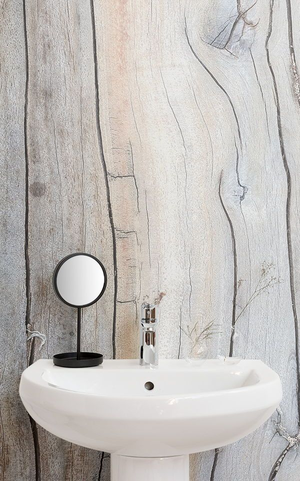 Driftwood Detail Wallpaper Mural With Images Wood Effect Wallpaper Rustic Wallpaper Wood Wallpaper