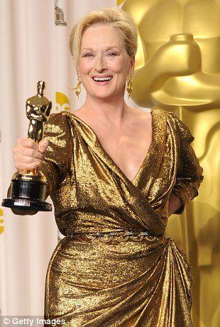 Meryl Streep - Iron Lady 2011