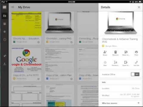 how to export a presentation from google drive into slides in the