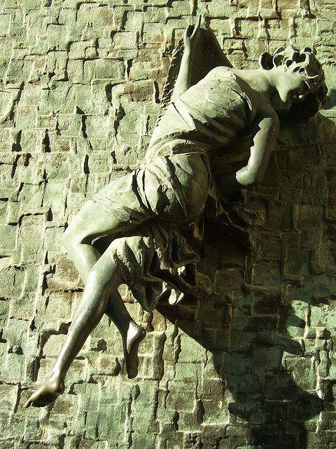 Dettaglio della porta del duomo di Orvieto - Province of Terni , Umbria region Italy