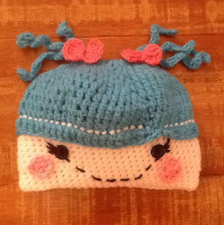 Lala Loopsy Hat For little girls.