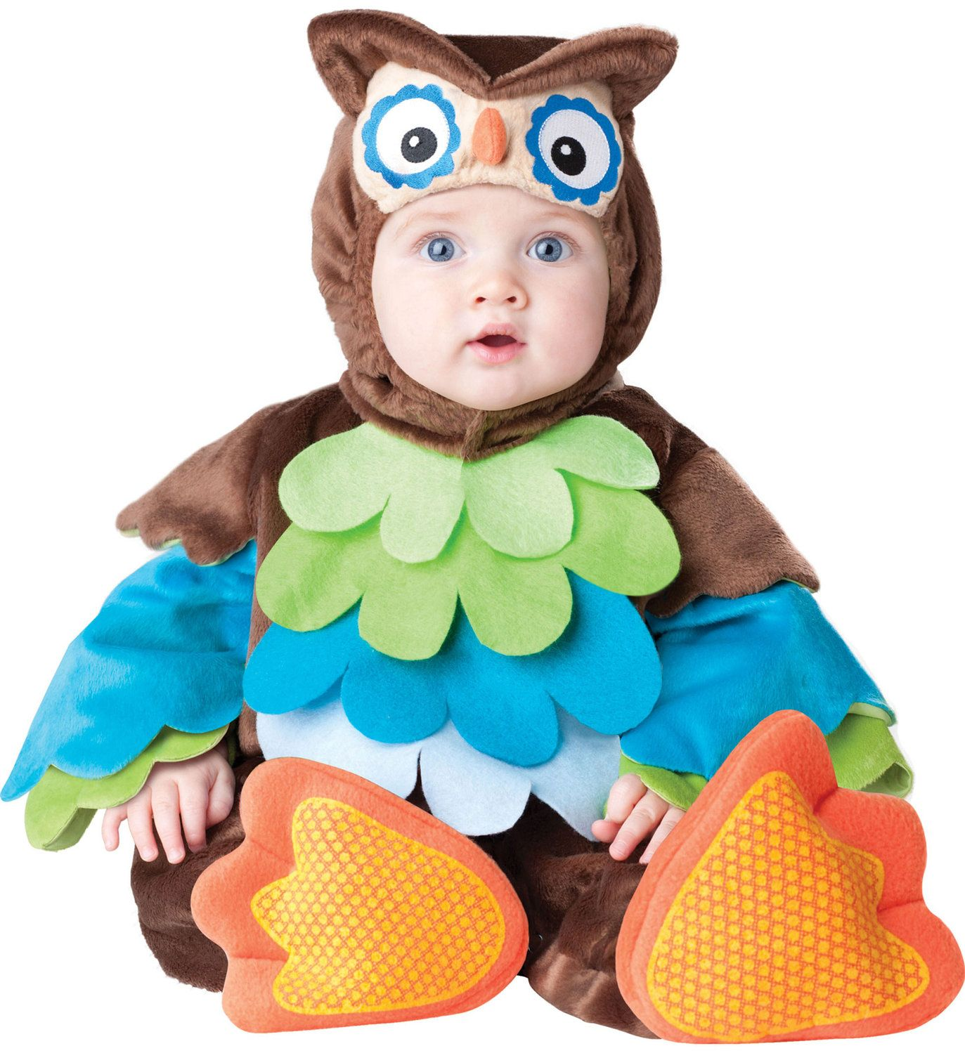 baby costumes what a hoot owl baby costume baby animal costumes mr costumes