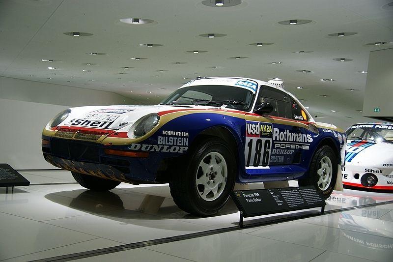 Het Porsche Museum door onze ogen bekeken