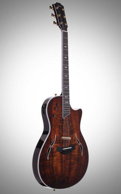 Taylor T5 C2 Thinline Fiveway Custom Koa Cutaway Acoustic Electric