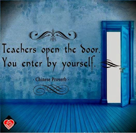 Open Doors Chinese Proverbs Motivational Quotes Proverbs