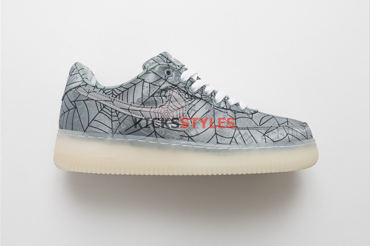 "half off f2bc8 1a51c CLOT x Nike Air Force 1 Silk ""Hydro Dipped"" Spider Web"