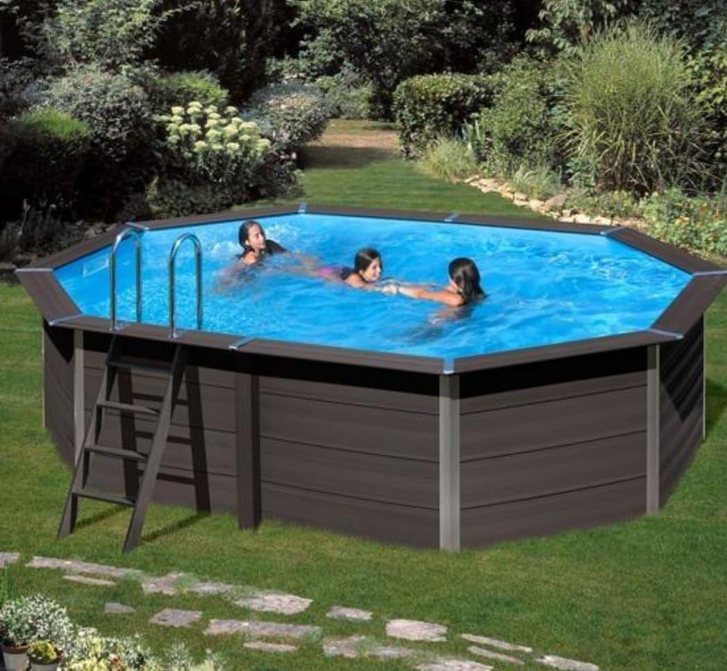 Pin By Geopools Panamá On Piscinas Gre Acero Swimming Pools Backyard Pool Swimming Pools