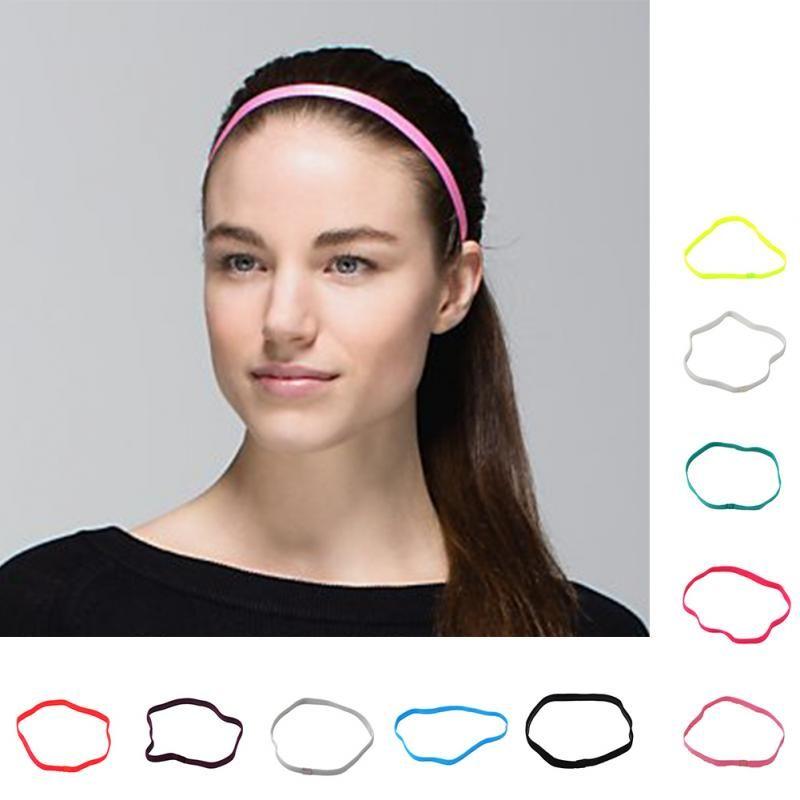 New Women Men Sport Hair Bands Sports Headband Girls Sport Anti