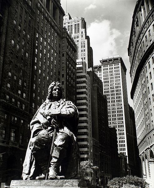 Berenice Abbott Photograph Of Abraham De Peyster Statue Then Located In Bowling Green Published In The 193 Berenice Abbott History Of Photography Berenice