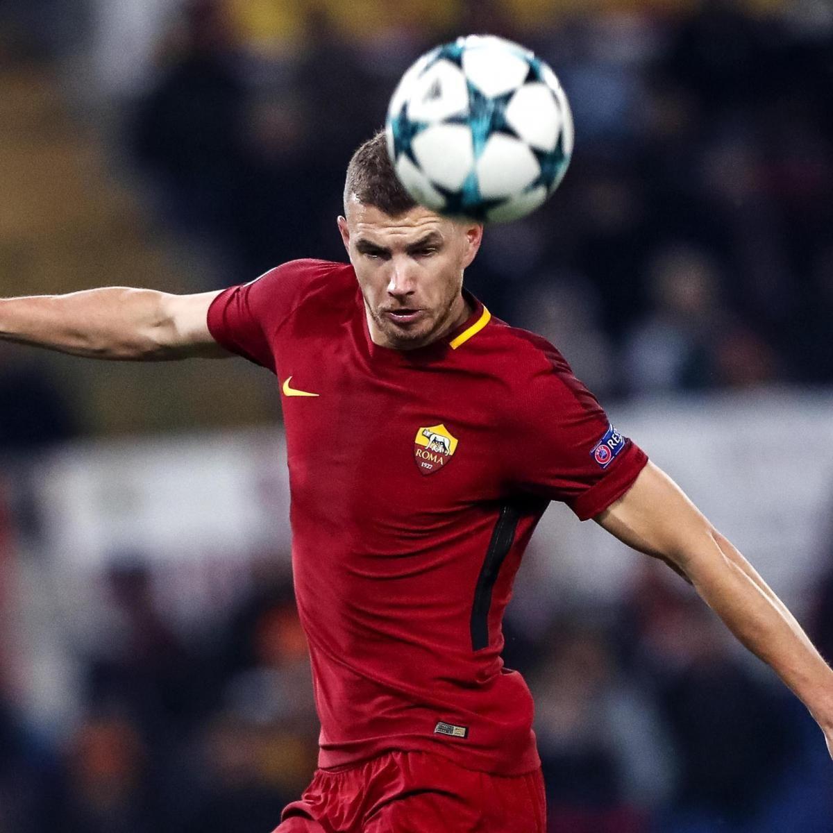 Chelsea Transfer News: Edin Dzeko Bid to Be Upped in Latest Rumours
