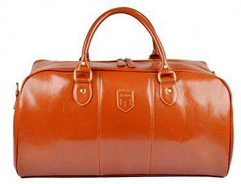 f282a4cca4 Kenox Men s Pu Leather Travel Bag Duffel For Men
