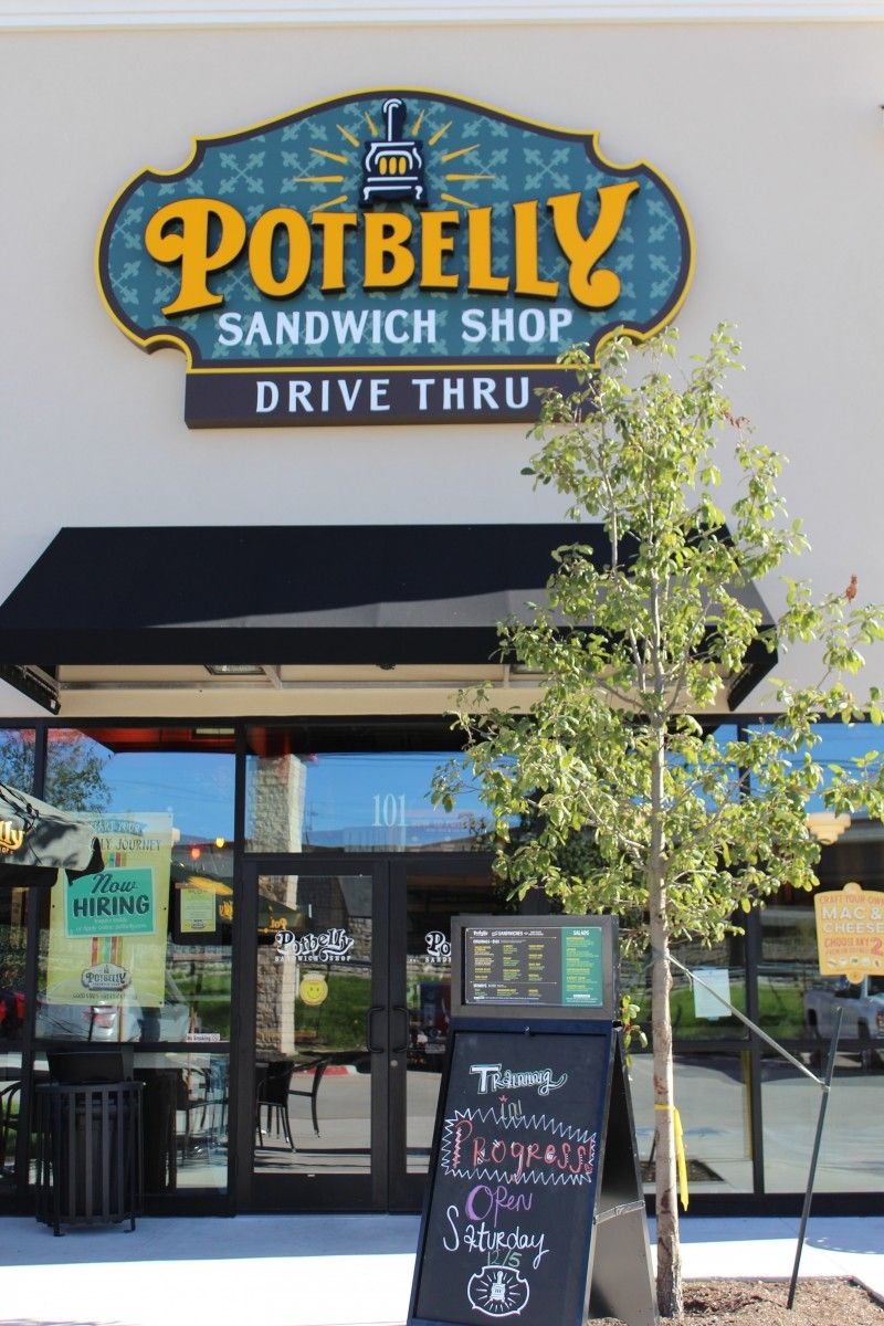 Potbelly One Of Several New Restaurants In Cedar Park