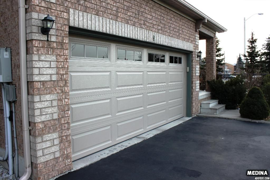 Garage Door Installation Cost Overhead Roll Up Insulated More Garage Door Installation Garage Doors Door Installation